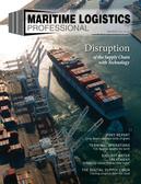 Maritime Logistics Professional Magazine Cover Mar/Apr 2017 - IT & SOFTWARE