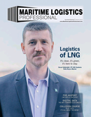 Maritime Logistics Professional Magazine Cover Nov/Dec 2018 - Regulatory & Environmental Review