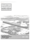 Maritime Reporter Magazine Cover May 15, 1980 -