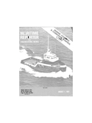Maritime Reporter Magazine Cover Aug 1981 -