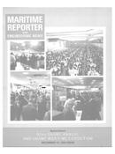 Maritime Reporter Magazine Cover Dec 15, 1984 -