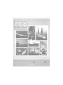 Maritime Reporter Magazine Cover Apr 1988 -