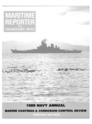 Maritime Reporter Magazine Cover Feb 1989 -