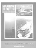 Maritime Reporter Magazine Cover Dec 1990 -