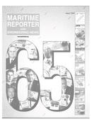 Maritime Reporter Magazine Cover Aug 2004 - 65th Anniversary Edition