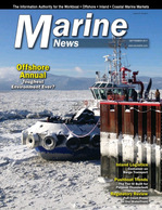 Marine News Magazine Cover Sep 2017 - Offshore Annual