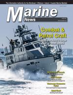 Marine News Magazine Cover Jun 2021 - Combat & Patrol Craft