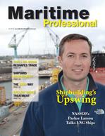 Maritime Logistics Professional Magazine Cover Q4 2013 - Shipbuilding, Repair