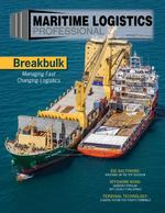 Maritime Logistics Professional Magazine Cover Jul/Aug 2019 - Breakbulk Issue