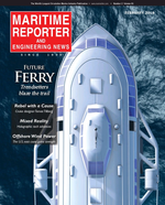 Maritime Reporter and Engineering News (February 2019)
