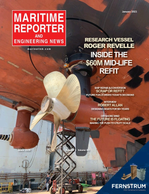 Maritime Reporter and Engineering News (January 2021)