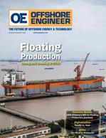 Offshore Engineer Magazine Cover Jan 2020 -