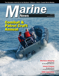 Marine News Magazine Cover Jun 2015 - Combat & Patrol Craft Annual
