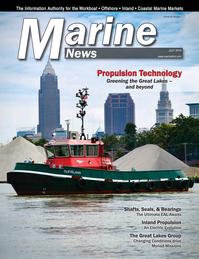 Marine News Magazine Cover Jul 2018 - Propulsion Technology