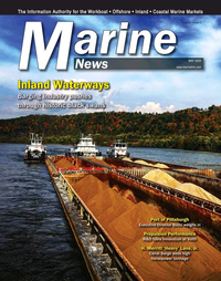 Marine News Magazine Cover May 2020 - Inland Waterways