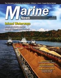 Marine News Magazine Cover May 2020 - Inland Waterways