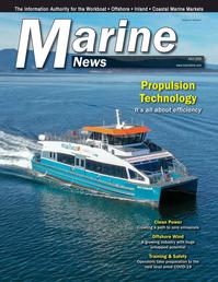 Marine News Magazine Cover Jul 2020 - Propulsion Technology