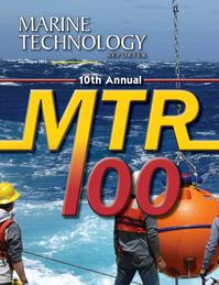Marine Technology Magazine Cover Jul 2015 -