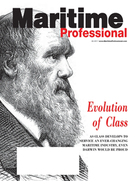 Maritime Logistics Professional Magazine Cover Q4 2011 - Classification