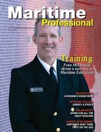 Maritime Logistics Professional Magazine Cover Q4 2015 -