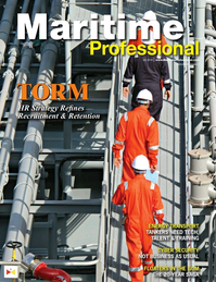 Maritime Logistics Professional Magazine Cover Q2 2016 - Energy Transport & Support