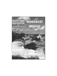 Maritime Reporter Magazine Cover Nov 1996 -