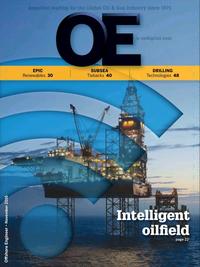 Offshore Engineer Magazine Cover Nov 2016 -