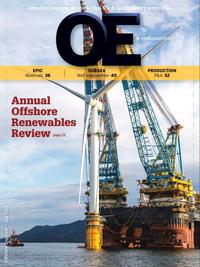 Offshore Engineer Magazine Cover Jul 2017 -