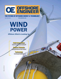 Offshore Engineer Magazine Cover May 2020 -