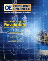 Offshore Engineer Magazine Cover Sep 2020 -