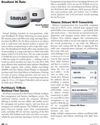MN Jun-11#46  Yachting Launches  Broadband 3G Radar Simrad Yachting launched