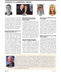 MN Jun-14#52  Recognizes DNV GL?s Dr. Carl  Arne Carlsen  Carl Arne Carlsen