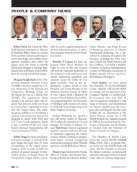 MN Dec-14#50  recently Rolls-Royce Marine. Maurice Lara  has joined the