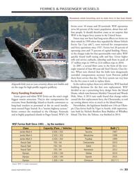 MN Jan-16#33 FERRIES & PASSENGER VESSELS Humpback whale breaching next