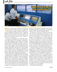 MN Jan-16#47 , though, as  ule, ECDIS and ARPA/Radar. An additional maneuvering