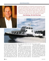 """MN Apr-16#30 BOATBUILDING """"Since boat building is an inherently cyclical"""