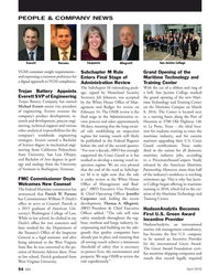 MN Apr-16#54   & Chief Operating Of?  cer Jennifer  ation of the Maritime