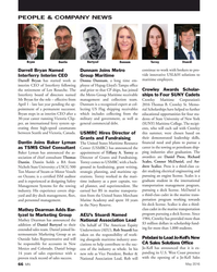 MN May-16#66 PEOPLE & COMPANY NEWS Bartyzel Bryan Dunnam Dantin Torrey