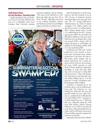 MN Nov-16#40   Louisiana State University emeritus  and Tidewater each have