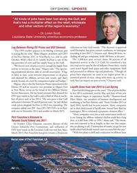 MN Nov-16#42 ,  Louisiana State University emeritus economics professor reduction