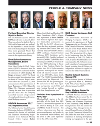 MN Feb-17#53 PEOPLE & COMPANY NEWS Moyer Wyatt Berger Uhler Paul Duf?