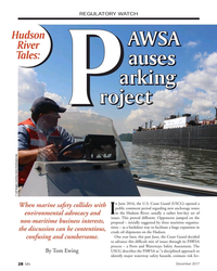 MN Dec-17#28 REGULATORY WATCH Hudson  AWSA AWSA  River  Tales:  auses