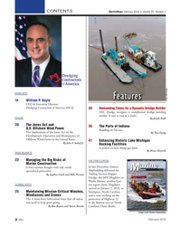 MN Feb-18#2  Act and     36  The Ports of Indiana U.S. Offshore Wind Power