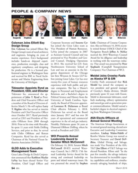 MN Mar-18#54 PEOPLE & COMPANY NEWS PVA Tidewater  Great Lakes Dredge &