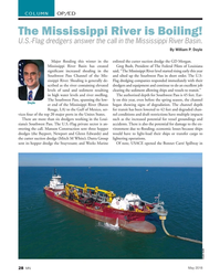 MN May-18#28  River Basin has created  Greg Bush, President of The Federal