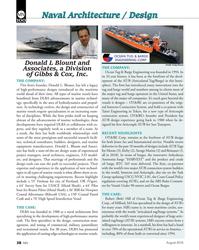 MN Aug-18#38 MN Naval Architecture / DesignNaval Architecture / DesignNav