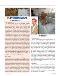 MN Aug-18#45  thermal barrier and anti-condensation capabili- International