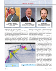 MN Sep-18#40 OFFSHORE WIND Michael D. Emerson,  Edward J. Kelly,  Brian