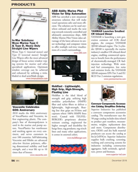MN Dec-18#56 PRODUCTS ABB Ability Marine Pilot  Vision for Ship Automatio
