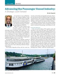 MN Jan-19#21 COLUMN OP/ED Advancing the Passenger Vessel Industry: A